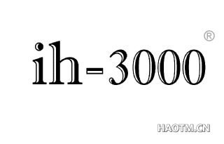 IH-3000