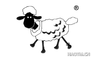 卡通羊图形