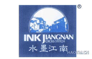 水墨江南 INKJIANGNANCROSSSTITCH