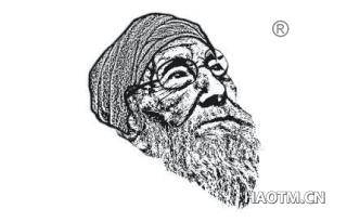 老人头图形