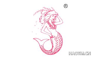 美人鱼图形