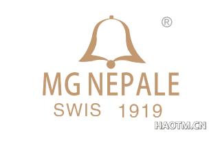 MG NEPALE SWIS 1919