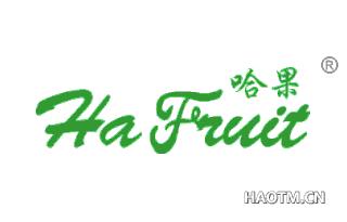 哈果 HA FRUIT