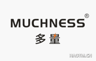 多量 MUCHNESS