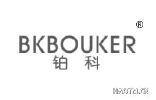 铂科 BKBOUKER
