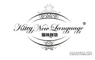 猫咪新语 KITTYNEWLANGUAGE