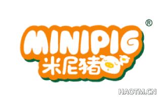 米尼猪 MINIPIG