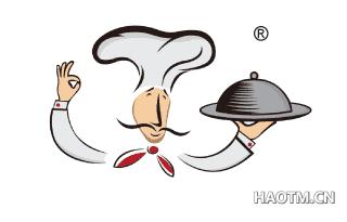 西餐厨师图形