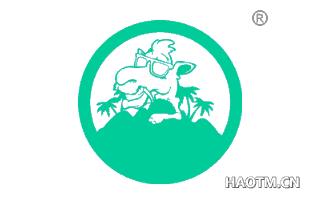 骆驼风格图形