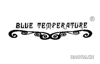 BLUE TEMPERATURE