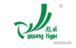 彪威;YOUNG TIGER