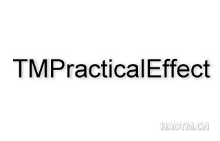 TMPRACTICALEFFECT
