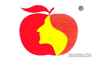 人头苹果图形