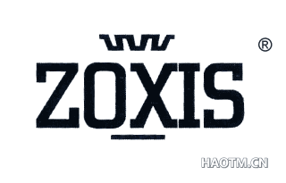 ZOXIS WV