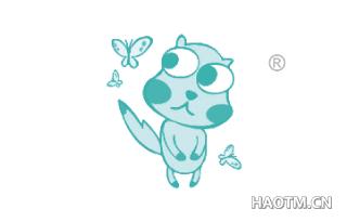 小动物图形
