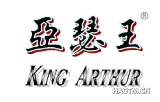 亚瑟王 KING ARTHUR