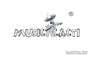 MUSIC CACTI
