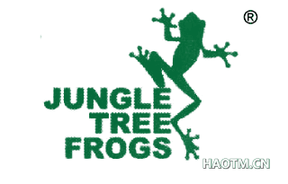 JUNGLE TREE FROGS