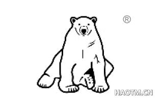 大白熊图形