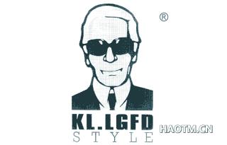 KL.LGFD STYLE拉格费尔德