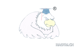 鹰博士图形