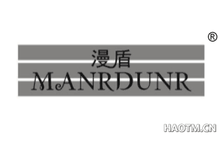 漫盾 MANRDUNR