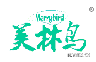 美林鸟 MERRYBIRD