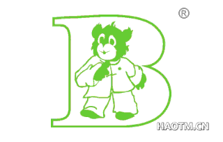 B小熊图形