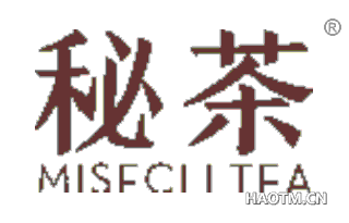 秘茶 MISECLLTEA