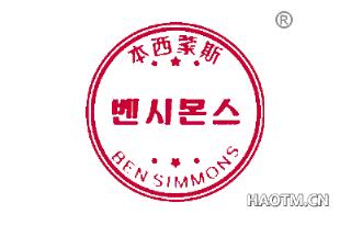 本西蒙斯 BEN SIMMONS