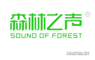 森林之声 SOUND OF FOREST