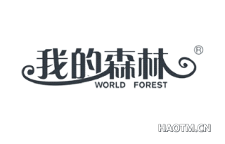我的森林 WORLD FOREST
