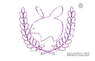 小白兔图形