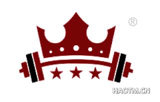 皇冠杠铃图形