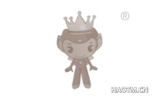 皇冠猴图形