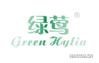 绿莺 GREEN HYLIA
