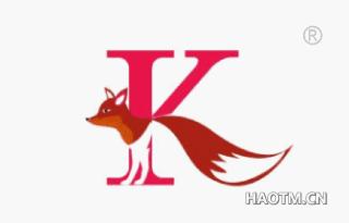 K狐狸图形