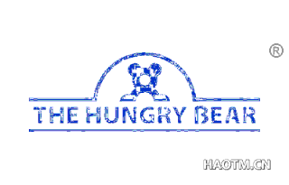THE HUNGRY BEAR