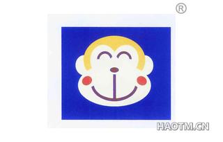 大嘴猴图形