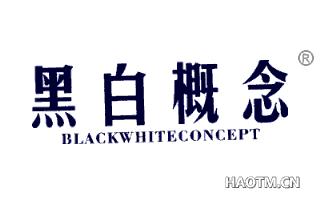 黑白概念 BLACKWHITECONCEPT