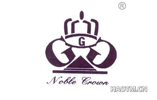NOBLE GROWNGGG