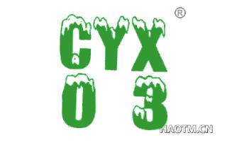CYX03