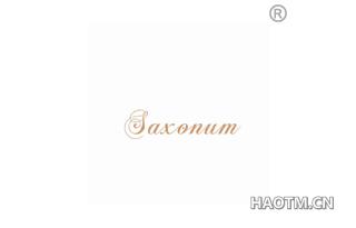 SAXONUM