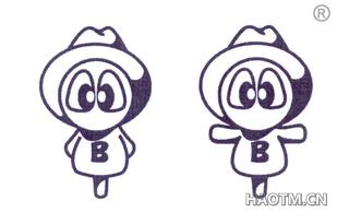 BB稻草人图形