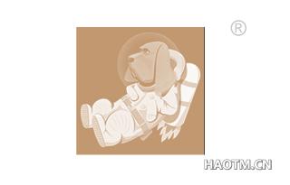 太空狗图形