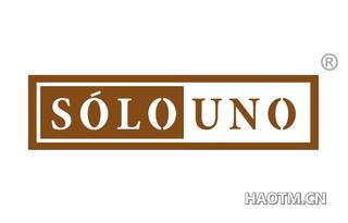 SOLOUNO