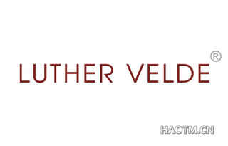 LUTHER VELDE