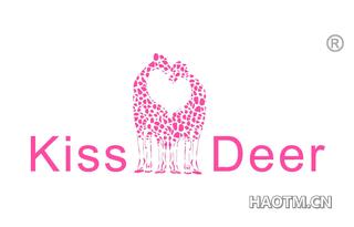 KISS DEER