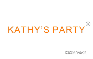 KATHY S PARTY