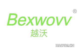 越沃 BEXWOVV